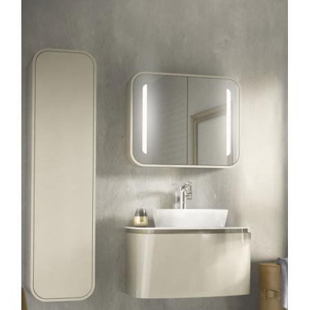 Ideal Standard Dea Szafka podwieszana z lustrem 100x15x65 cm, biała T7856WG