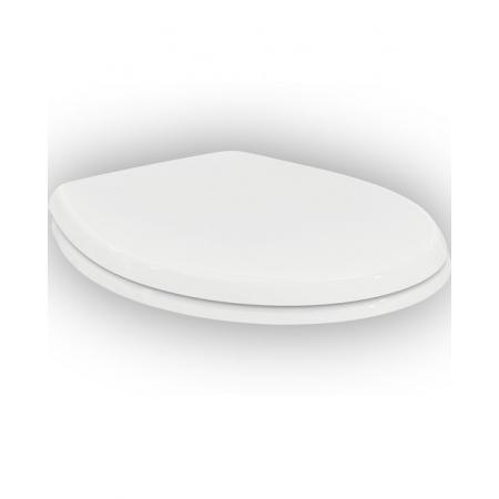 Ideal Standard Eurovit Deska sedesowa z duroplastu, zawiasy metalowe, biała W302601