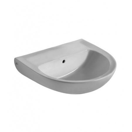 Ideal Standard Eurovit Umywalka podwieszana 60x46 cm, bez otworu, biała V144201