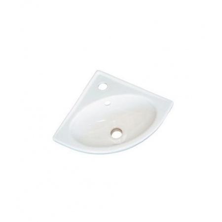 Ideal Standard Eurovit Umywalka narożna 48 cm, z otworem, biała V220201