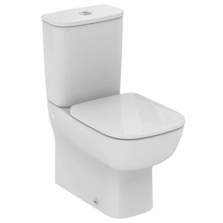 Ideal Standard Esedra Miska WC kompakt stojąca 36,5x66,5 cm, biała T282001