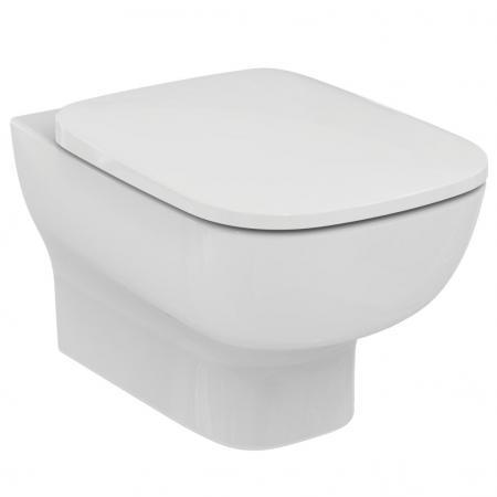 Ideal Standard Esedra Miska WC wisząca 36,5x54,5 cm, biała T281401