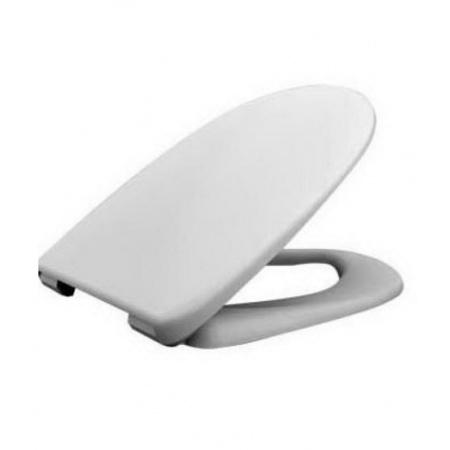 Ideal Standard Eurovit Deska sedesowa z duroplastu, zawiasy metalowe, biała W300201