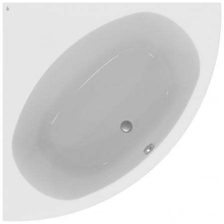 Ideal Standard Hotline New Wanna narożna symetryczna 140x140 cm do zabudowy, biała K275101