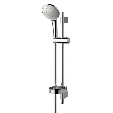 Ideal Standard Ideal Rain Zestaw natryskowy L1 z jednofunkcyjną słuchawką, chrom B9423AA