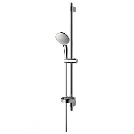 Ideal Standard Ideal Rain Zestaw natryskowy L1 z jednofunkcyjną słuchawką, chrom B9424AA
