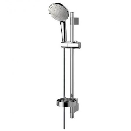 Ideal Standard Ideal Rain Zestaw natryskowy XL, drążek 90 cm, z jednofunkcyjną słuchawką, chrom B9431AA