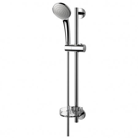 Ideal Standard Ideal Rain Zestaw natryskowy M1 z jednofunkcyjną słuchawką, chrom B9412AA