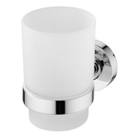 Ideal Standard Iom Szklany kubek matowy, chrom A9120AA