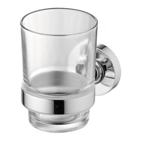 Ideal Standard Iom Szklany kubek przeźroczysty, chrom A9121AA