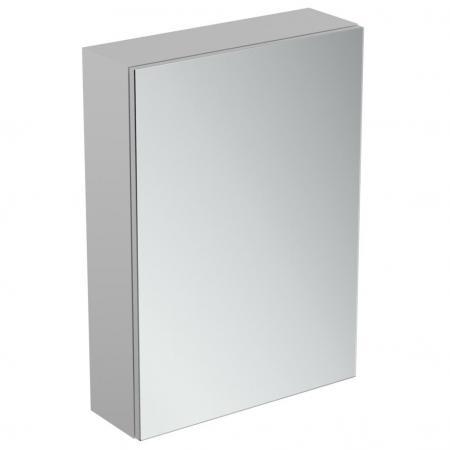 Ideal Standard Mirror+light Szafka z lustrem ścienna 50x70 cm, efekt aluminium T3428AL