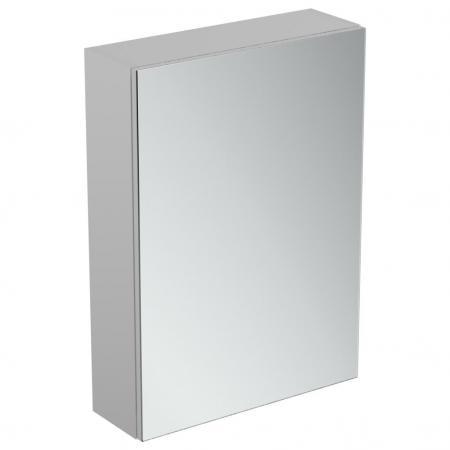 Ideal Standard Mirror+light Szafka z lustrem ścienna 50x70 cm, efekt aluminium T3588AL