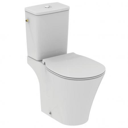 Ideal Standard Connect Air Miska WC kompakt AquaBlade® 36,5x66,5 cm, biała E009701