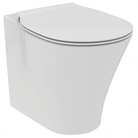 Ideal Standard Connect Air Miska WC stojąca AquaBlade® z ukrytym mocowaniem 36,5x55 cm, biała E004201
