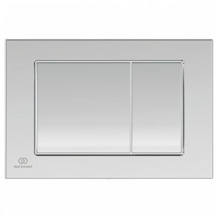 Ideal Standard ProSys Przycisk spłukujący, stal nierdzewna R0127MY