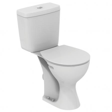 Ideal Standard Simplicity Miska WC kompakt stojąca 36,5x70 cm, biała E883201