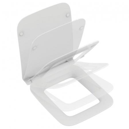 Ideal Standard Strada II Deska sedesowa wolnoopadająca cienka Thin, biała T360101
