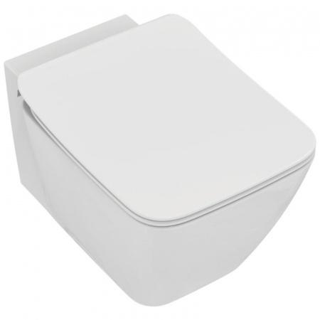 Ideal Standard Strada II Toaleta WC podwieszana 54,5x36,5 cm Aquablade z ukrytym mocowaniem, biała T299701
