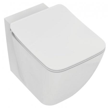 Ideal Standard Strada II Toaleta WC stojąca 56x36,5 cm Aquablade z ukrytym mocowaniem, biała T296801