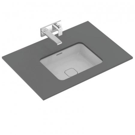 Ideal Standard Strada II Umywalka podblatowa 50x40,5 cm bez otworów na baterię, biała T299201