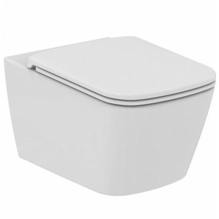 Ideal Standard Strada Mia Toaleta WC podwieszana 56x36 cm Rimless bez kołnierza, biała J504701