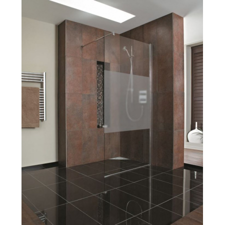 Ideal Standard Synergy Kabina typu wetroom 70 cm, z jedną ścianą, chrom L6220EO