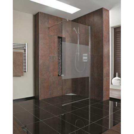 Ideal Standard Synergy Kabina typu wetroom 80 cm, z jedną ścianą, chrom L6222EO