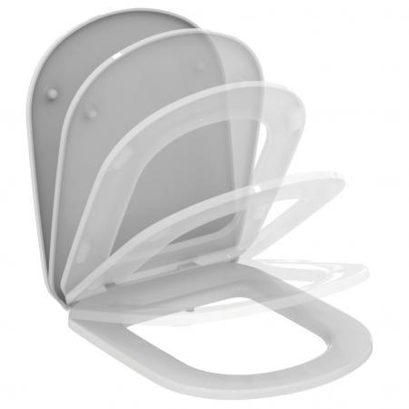 Ideal Standard Tempo Deska sedesowa wolnoopadająca 44,5x36,5 cm, biała T679401