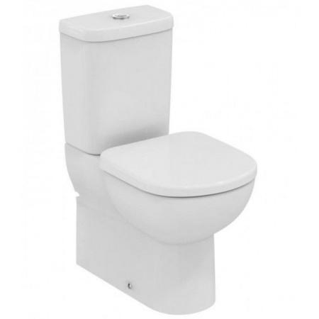 Ideal Standard Tempo Miska WC kompaktowa 37x60x40 cm, biała T328101