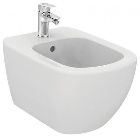 Ideal Standard Tesi Bidet podwieszany 55x36 cm z ukrytym mocowaniem, biały T355201