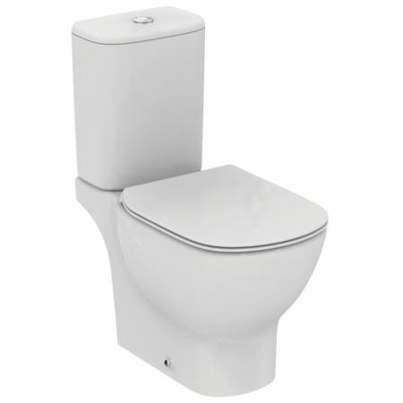 Ideal Standard Tesi Miska WC kompaktowa AquaBlade 36,5x66,5 cm, biała T008701