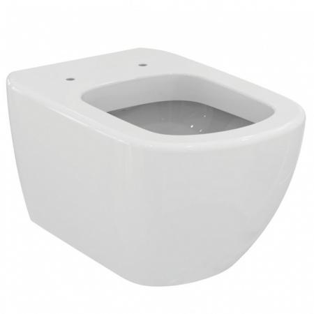 Ideal Standard Tesi Miska WC z kołnierzem podwieszana 36,5x55,5 cm, biała T007801