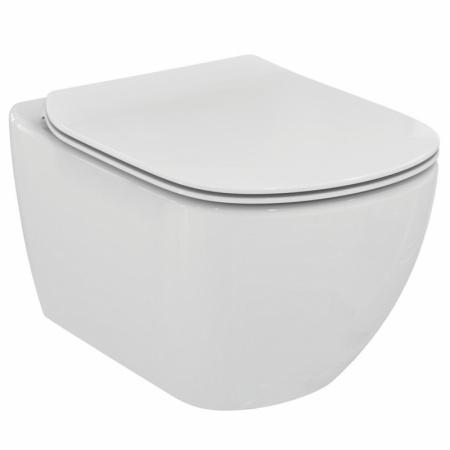 Ideal Standard Tesi Miska WC podwieszana 36,5x55,5 cm, biała T007801