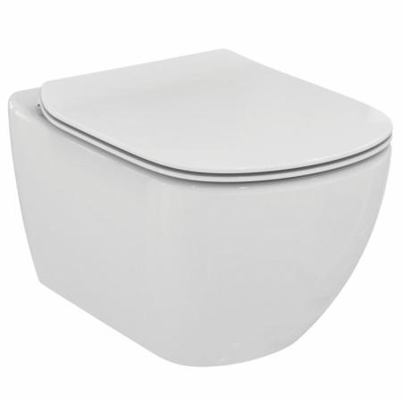 Ideal Standard Tesi Toaleta WC podwieszana 53,5x36,5 cm AquaBlade, biała T007901