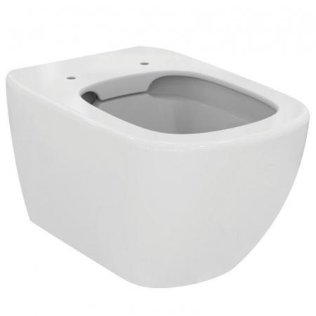 Ideal Standard Tesi Toaleta WC Rimless bez kołnierza podwieszana 55,5x36,5 cm biała T350301