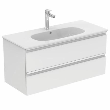 Ideal Standard Tesi Szafka podumywalkowa 100x44 cm, biały lakier T0052OV