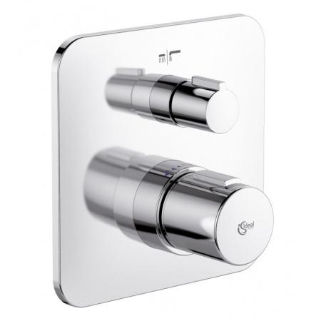 Ideal Standard Tonic II Bateria termostatyczna wannowa podtynkowa, chrom A6345AA
