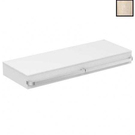 Ideal Standard Tonic II Blat meblowy 120,6x44,2x12 cm, jasnoszare drewno R4324FE