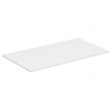 Ideal Standard Tonic II Blat meblowy 80 cm, bez otworu, biały R4322WG