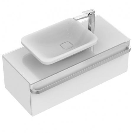 Ideal Standard Tonic II Szafka podwieszana podumywalkowa 100x44x35 cm, biała R4304WG
