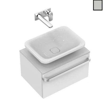Ideal Standard Tonic II Szafka podwieszana podumywalkowa 60 cm, jasnoszary lakier R4302FA