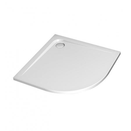 Ideal Standard Ultra Flat Brodzik prysznicowy półokrągły 80x80 cm, biały K193901