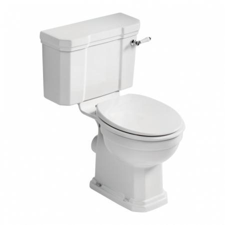 Ideal Standard Waverley Miska WC kompaktowa 38x68 cm, biała U470801
