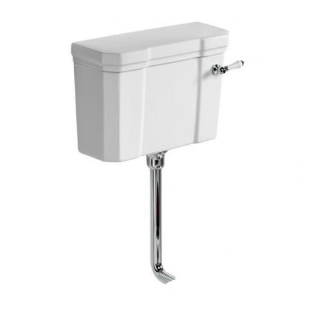 Ideal Standard Waverley Zbiornik do kompaktu WC podwieszany 52 cm z rurą biały U471401