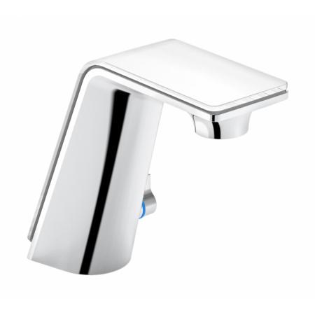 IL Bagno Alessi Sense by Oras Elektroniczna bateria umywalkowa 3V, chrom/biała 8710F