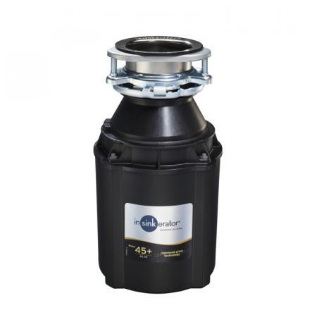 InSinkErator Model 45+ Młynek kuchenny rozdrabniacz odpadów, MODEL45PLUS