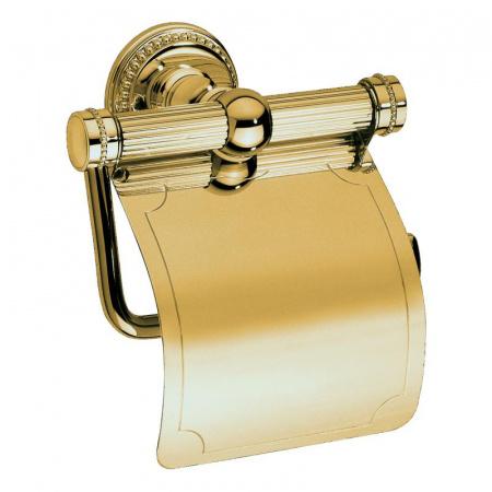 Jado Perlrand Cristal Uchwyt na papier toaletowy, złoty H3988A4