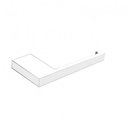 Jedavid Plan Wieszak na papier toaletowy, biały 2105-01-50