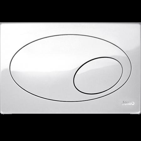 Jomo Classic Przycisk spłukujący do WC, biały 167-27070001-00