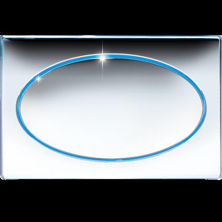 Jomo Classic Przycisk spłukujący do WC, chromowany polerowany 167-27660036-00